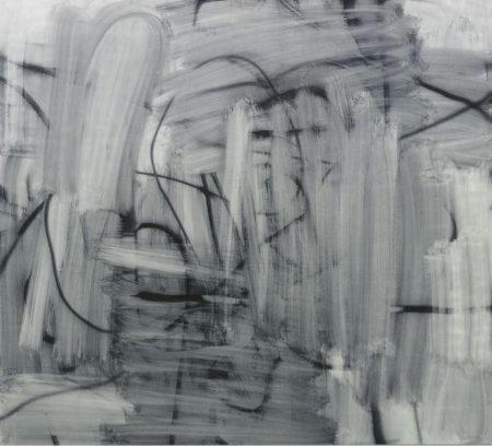 Christopher Wool-Untitled (Large Format Polaroid Print)-2008