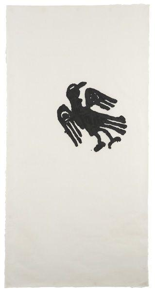 Christopher Wool-Untitled (One Eagle)-1989