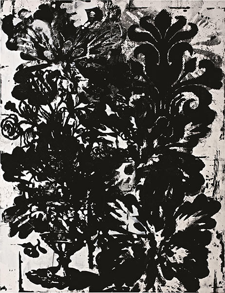 Christopher Wool-Untitled (P177)-1993