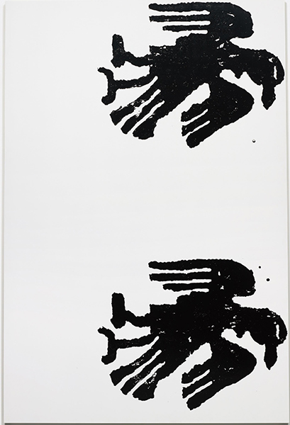 Christopher Wool-Untitled (P131)-1990