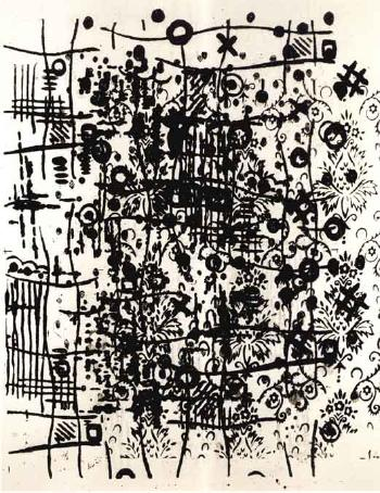 Christopher Wool-Untitled (P259)-1997
