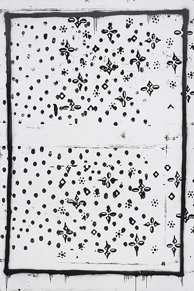 Christopher Wool-Untitled (P271)-1997