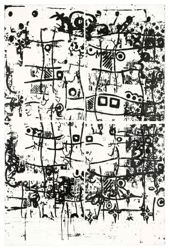 Christopher Wool-Untitled (P280)-1998