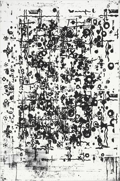 Christopher Wool-Untitled (P297)-1999