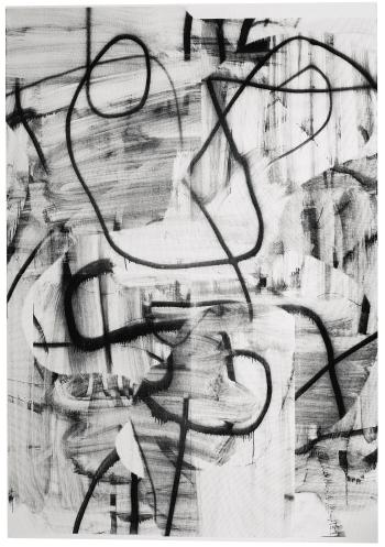 Christopher Wool-Untitled (P583)-2009
