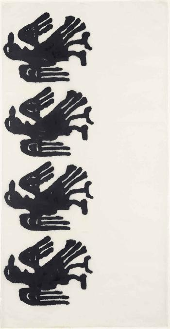Christopher Wool-Untitled (R18)-1990