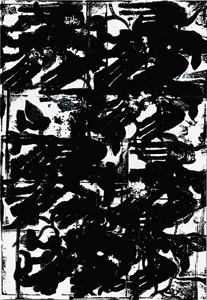 Christopher Wool-Untitled (S112)-1993
