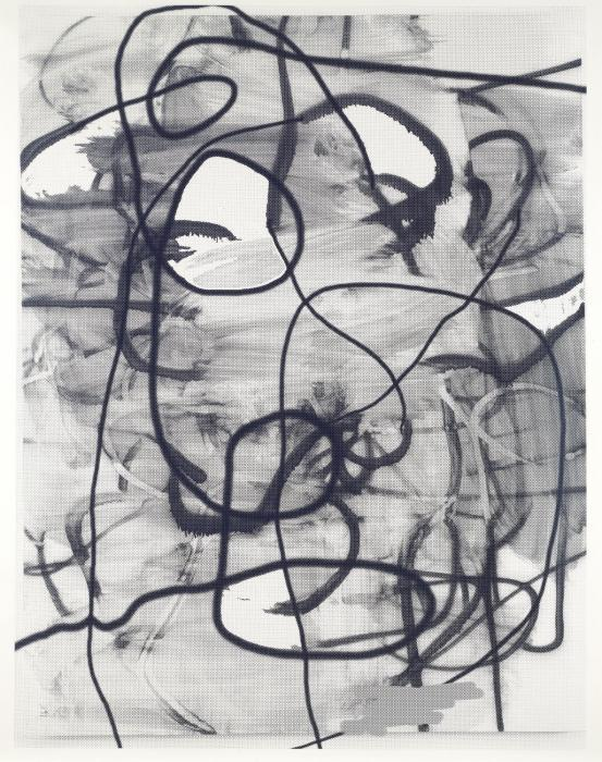 Christopher Wool-Untitled (Signed 2007)-2007