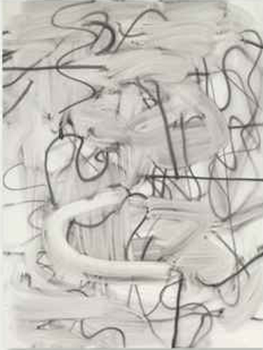 Christopher Wool-Untitled (Signed Wool 2004 on the Reverse)-2004