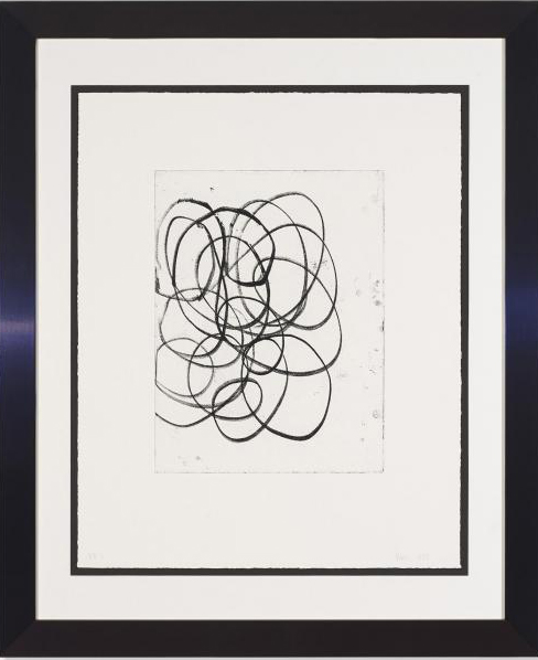 Christopher Wool-Untitled (Sketch) PP-1998