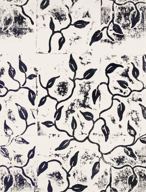 Christopher Wool-Untitled (Vine Small)-1991