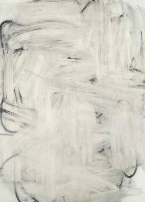 Christopher Wool-Untitled (Wool 2004 on Overlap)-2004