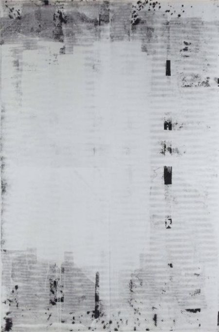 Christopher Wool-Untitled (Wool Untitled 2003 on Overlap)-2003