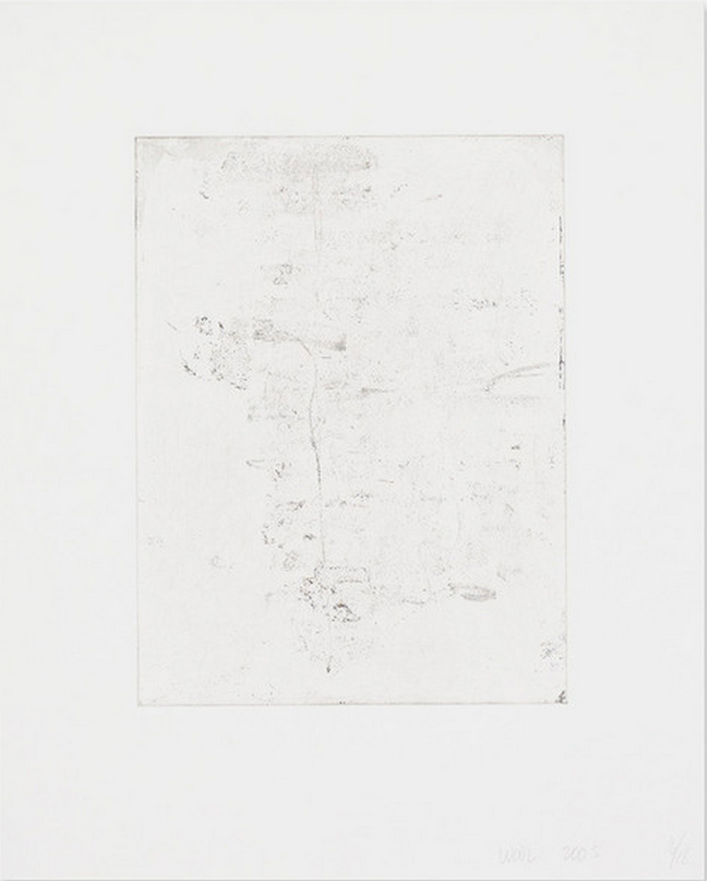 Christopher Wool-Untitled (From 6 + 4)-2005