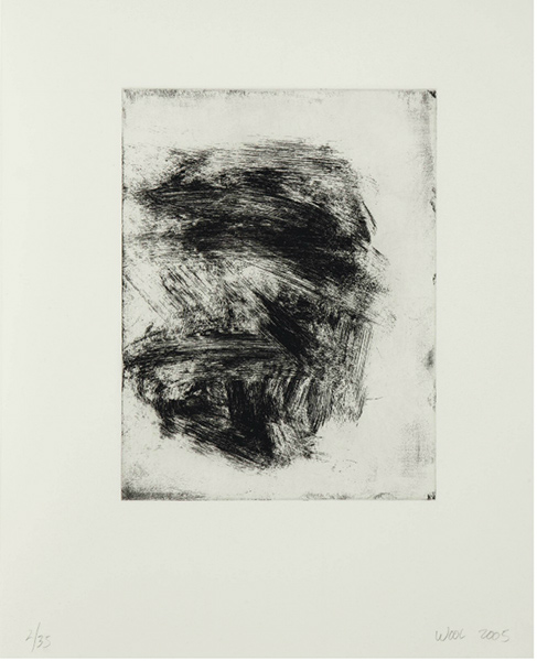 Christopher Wool-Untitled, from Henry Street Settlement-2005