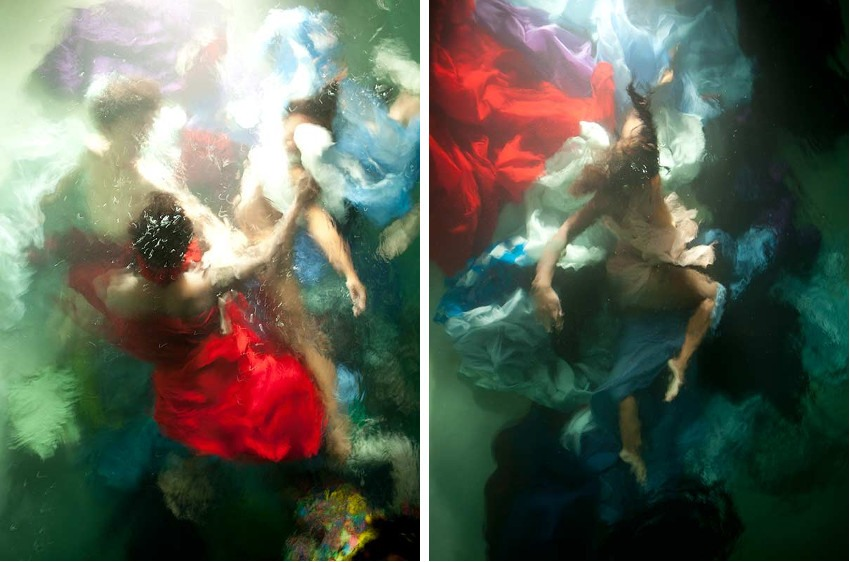 Christy Lee Rogers - Reckless Unbound (Left) / The Heart Is a Lonely Hunter (Right)