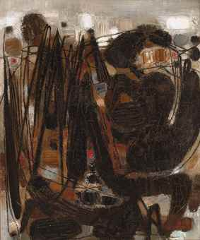 Chu Teh-Chun-Composition No. 29-1959