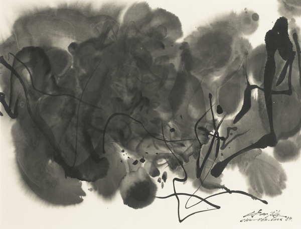 Chu Teh-Chun-Untitled-1984