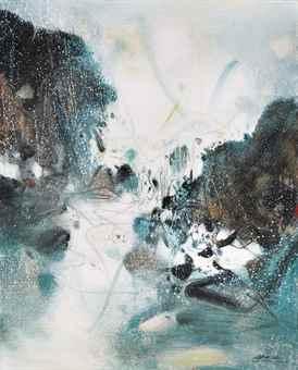 Chu Teh-Chun-Untitled-1985