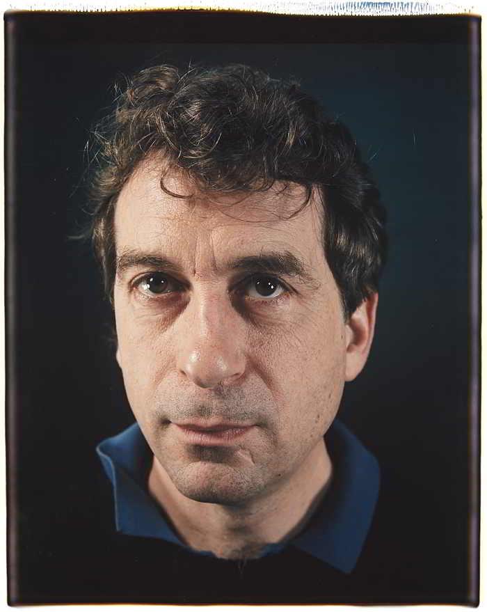 Chuck Close-William Wegman-1980