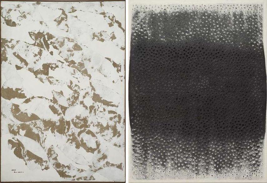 canvas 2014 Dansaekhwa, korean art museum