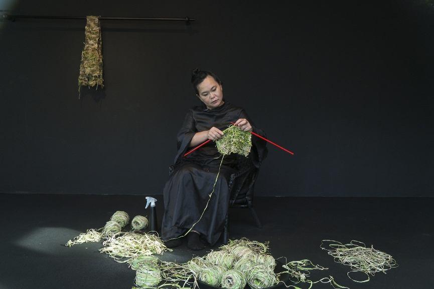 Chuyia Chia - Knitting the Future