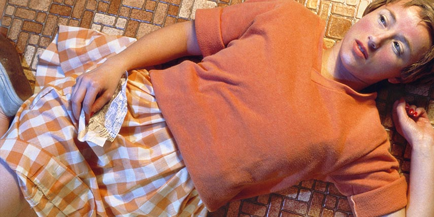 Peaches Cindy Sherman