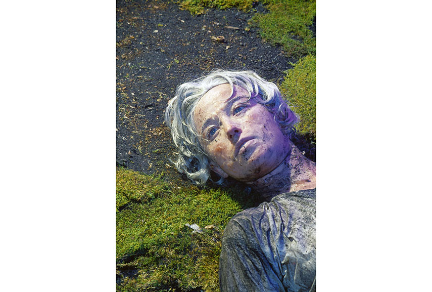 Cindy Sherman - Untitled #153, 1985