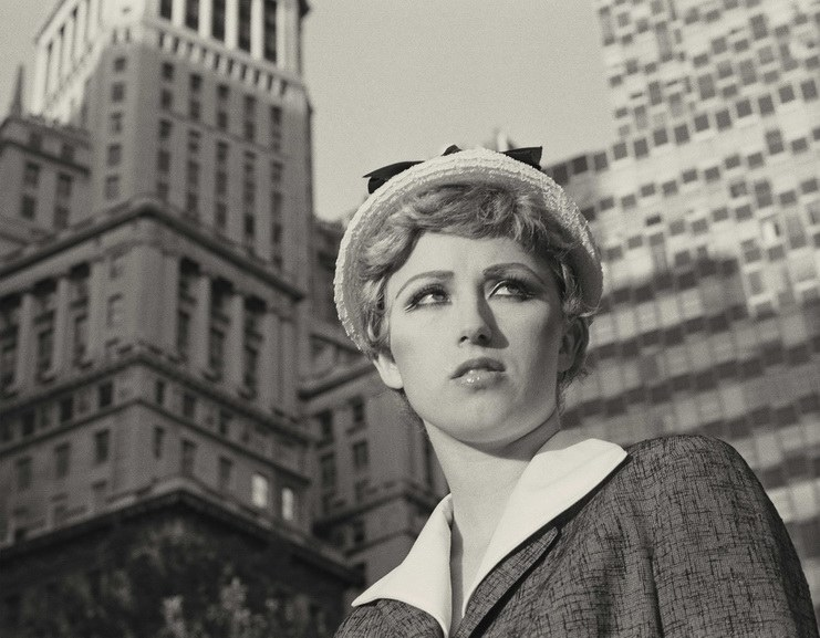 Cindy Sherman - Untitled Film Still 21, featured at the National Portrait Gallery 2019
