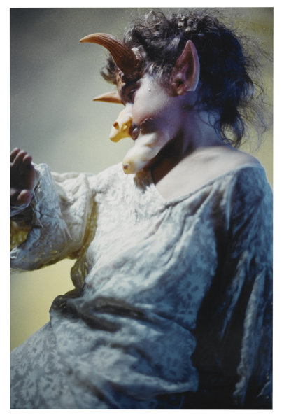 Cindy Sherman-Untitled no.157-1986