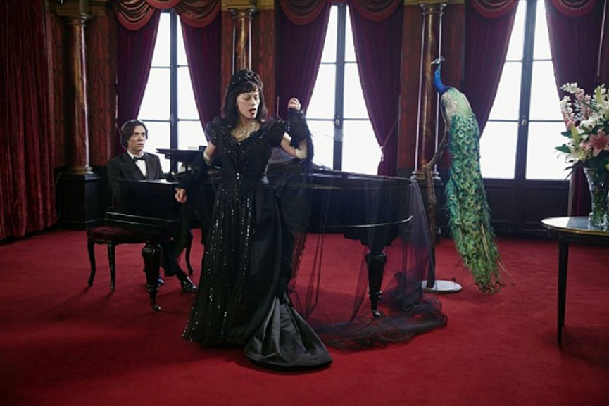 Cindy Sherman as Maria Callas