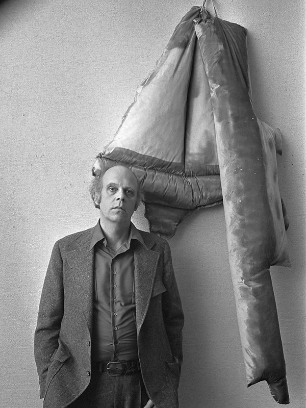 Claes Oldenburg, 1970. Photographs by Bert Verhoeff