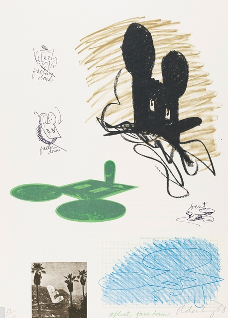 Claes Oldenburg-Notes-1968