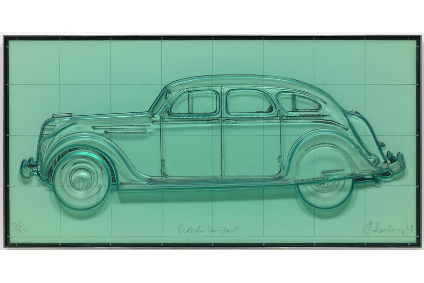 Claes Oldenburg - Profile Airflow