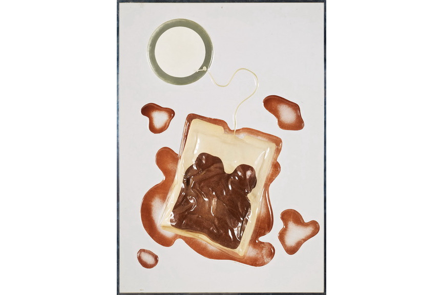 Claes Oldenburg -Tea Bag