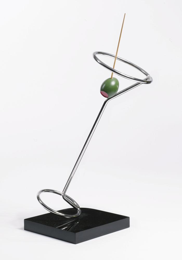 Claes Oldenburg-Tilting Neon Cocktail-1983