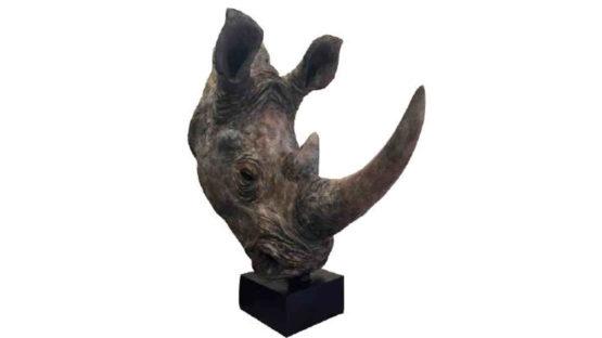 Claire Cretu - Rhinoceros
