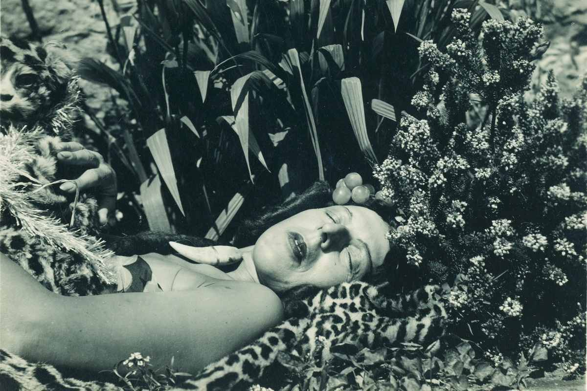 Claude Cahun and Marcel Moore - Untitled