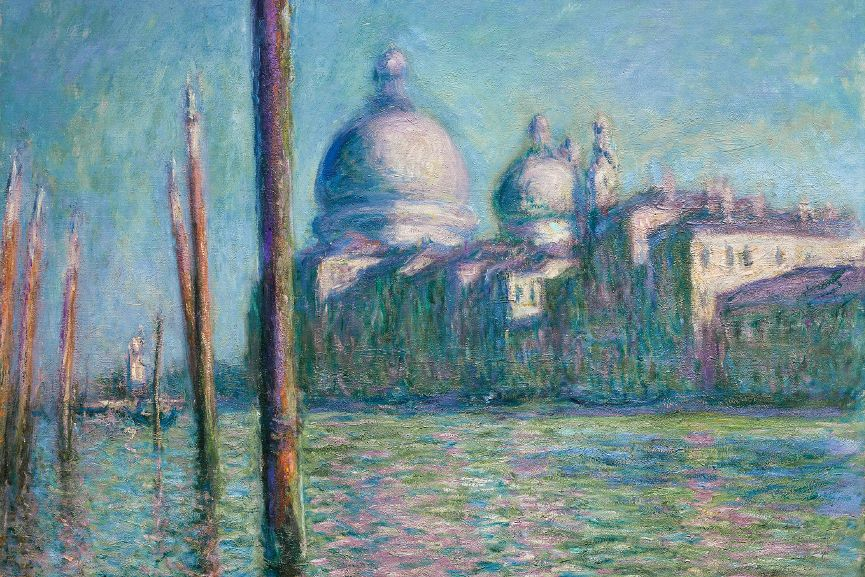 The Grand Canal (Le Grand Canal), 1908