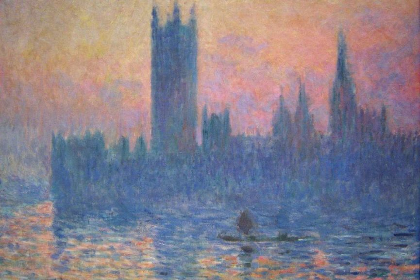 Monet paintings