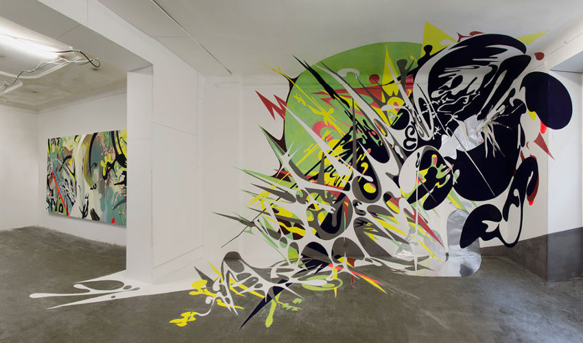 claudia chaseling wall paintings