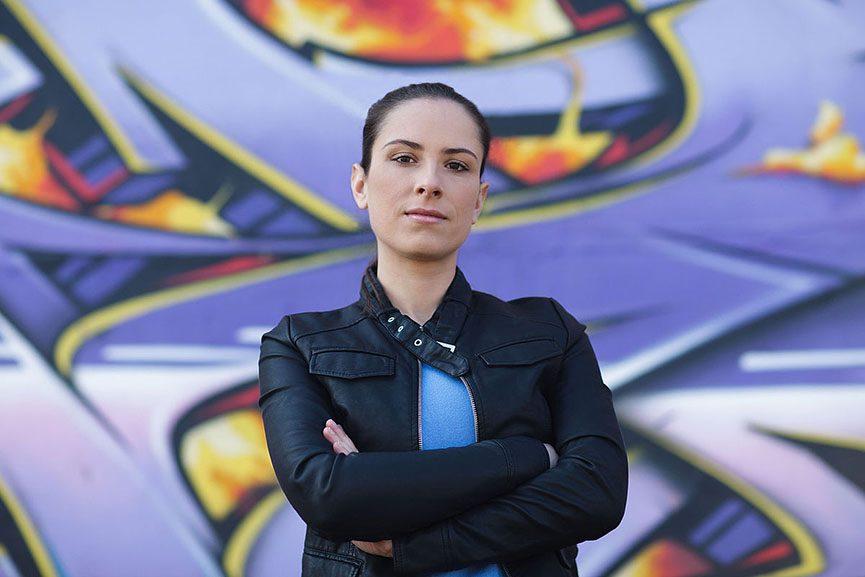Claudia Walde (MadC)