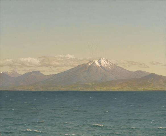 Claudio Bravo-Calbuco Volcano-1994