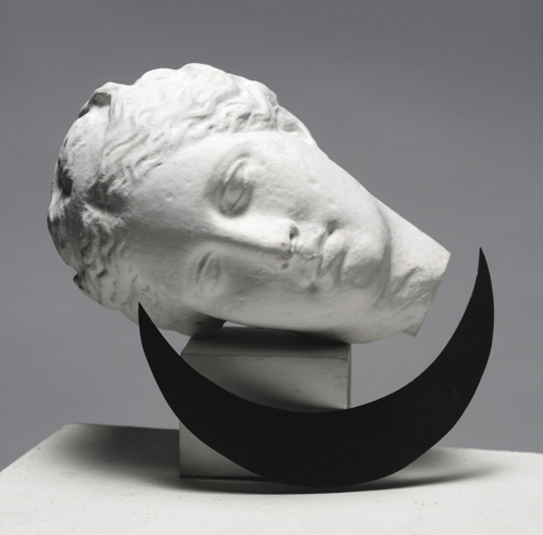 Claudio Parmiggiani-Luna-1986