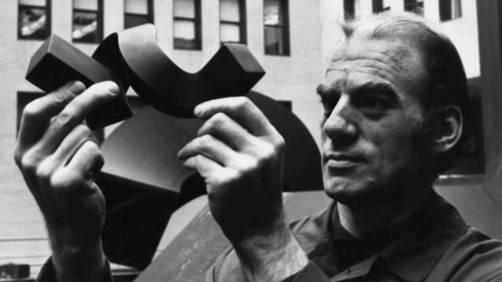 Clement Meadmore, photo credits - Vimeo