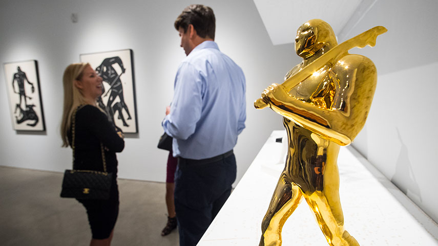 Cleon Peterson Interview – Facets of an Angry Mind | Widewalls