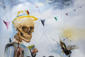 Happy Halloween! Enjoy These Depictions of Skulls
