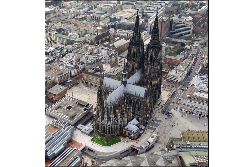 Cologne Cathedral, an important part of German history