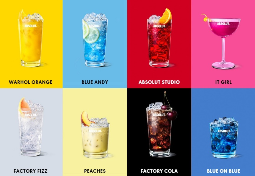 Absolut Warhol Spirit