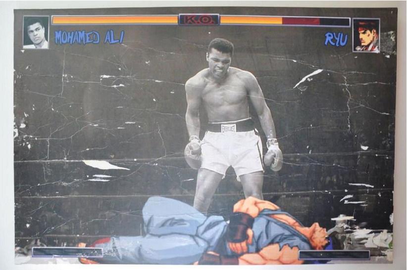 Combo-Ali vs Ryu-2012